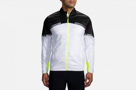 Mens Outerwear | Brooks Carbonite Jacket Running Outerwear 753