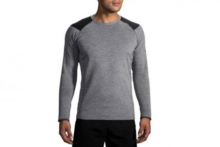 Mens Outerwear | Brooks Notch Thermal Long Sleeve Running Outerwear 79