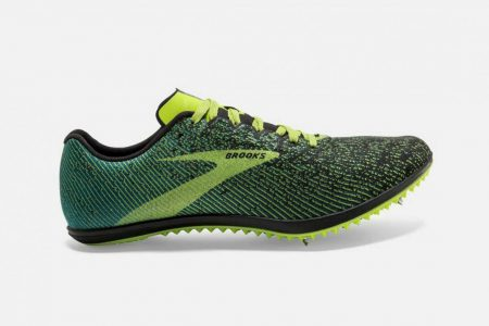 Mens Racing Flats & Spikes | Brooks Mach 19 Track & Cross Country Shoes 65