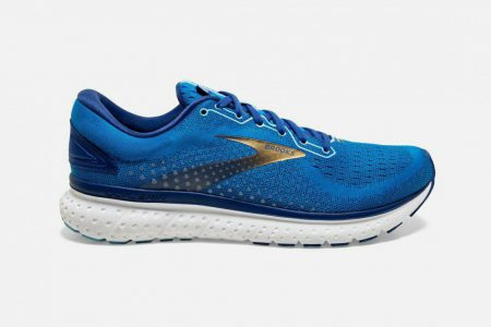 Mens Road | Brooks Glycerin 18 Road Running Shoes 459