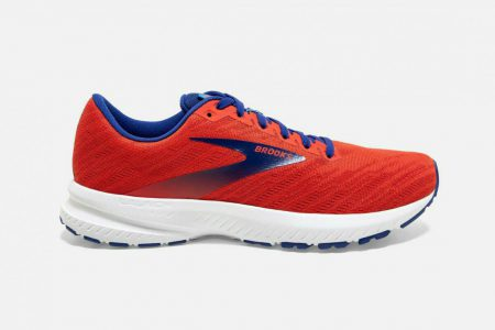 Mens Road | Brooks Launch 7 Road Running Shoes 610
