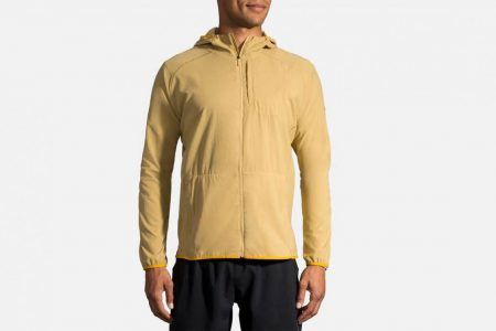 Mens Tops | Brooks Canopy Jacket Running Outerwear 709