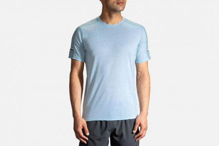 Mens Tops | Brooks Distance Short Sleeve Running Tops 439