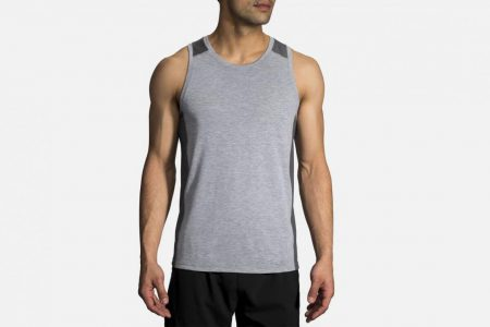 Mens Tops | Brooks Distance Tank Running Tops 24