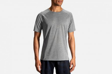 Mens Tops | Brooks Ghost Short Sleeve Running Tops 20