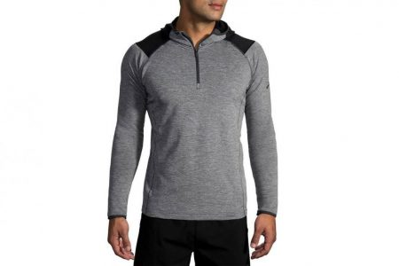 Mens Tops | Brooks Notch Thermal Hoodie Running Outerwear 79