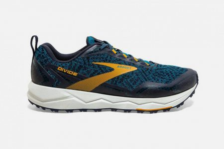 Mens Trail | Brooks Divide Trail Running Shoes 435