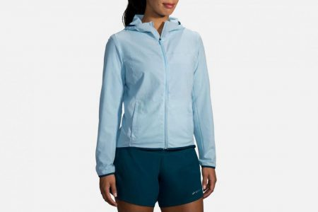 Womens Outerwear | Brooks Canopy Jacket Running Outerwear 444