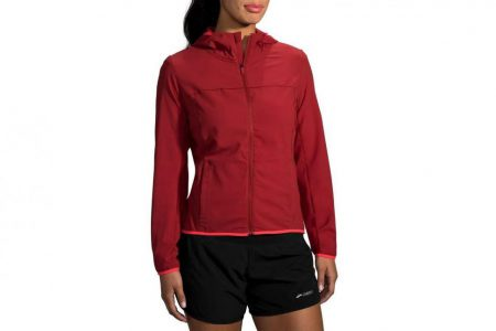 Womens Outerwear | Brooks Canopy Jacket Running Outerwear 611