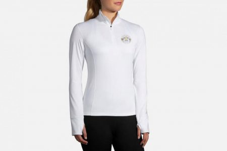 Womens Outerwear | Brooks Dash 1/2 Zip Running Outerwear 115