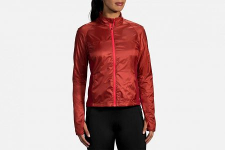 Womens Outerwear | Brooks Fusion Hybrid Jacket Running Outerwear 688