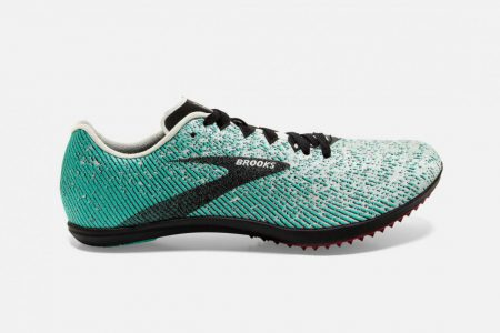 Womens Racing Flats & Spikes | Brooks Mach 19 Spikeless Track & Cross Country Shoes 85