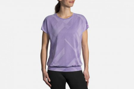 Womens Tops | Brooks Array Short Sleeve Running Tops 562