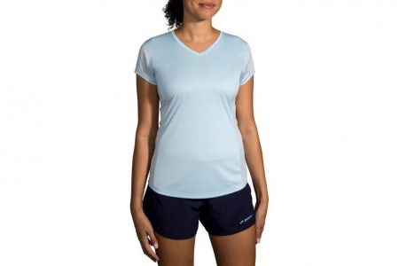 Womens Tops | Brooks Stealth Short Sleeve Running Tops 444