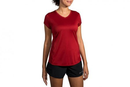 Womens Tops | Brooks Stealth Short Sleeve Running Tops 611