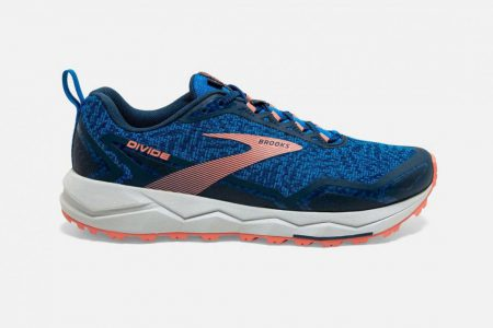 Womens Trail | Brooks Divide Trail Running Shoes 446