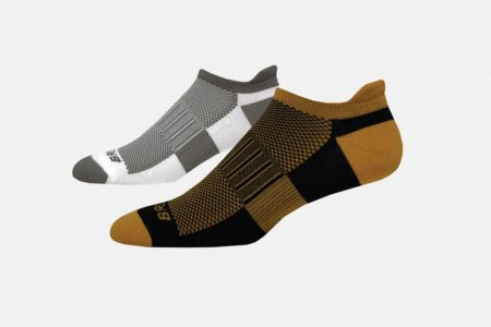 Womens/Mens Socks | Brooks Ghost Midweight 2-Pack Running Socks 990