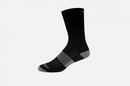 Womens/Mens Socks | Brooks Ghost Midweight Crew 2-Pack Running Socks 36