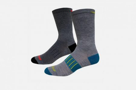 Womens/Mens Socks | Brooks Ghost Midweight Crew 2-Pack Running Socks 447