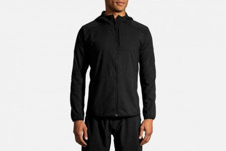 Mens Outerwear | Brooks Canopy Jacket Running Outerwear 1