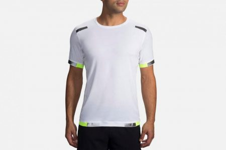 Mens Tops | Brooks Carbonite Short Sleeve Running Tops 753