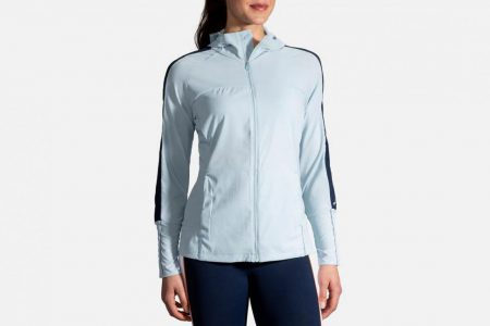 Womens Outerwear | Brooks Canopy Jacket Running Outerwear 482