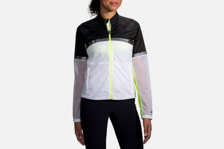 Womens Outerwear | Brooks Carbonite Jacket Running Outerwear 753