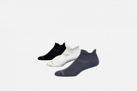 Womens/Mens Socks | Brooks Run-In 3-Pack Running Socks 6